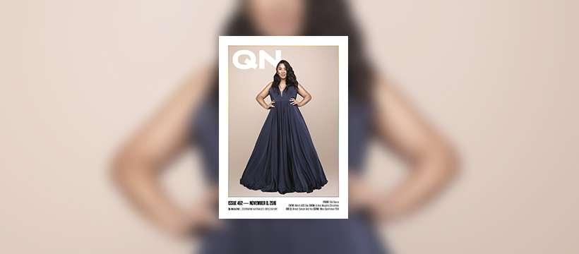 Issue 492 Ella Ganza QN Magazine