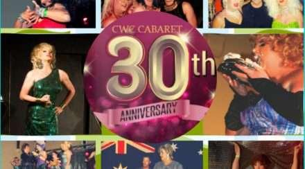 CWC Cabaret 30th