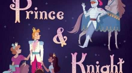 prince & knight turn kids gay