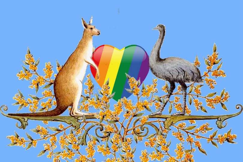 australian gay law reform