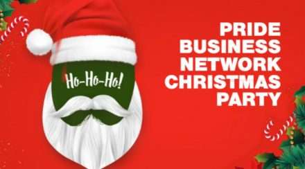 pride business network christmas party