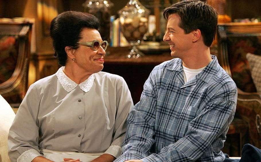 will and grace rosario jack