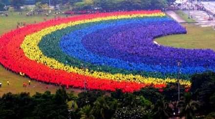 philippines human rainbow chillout festival daylesford regional pride festival victoria