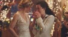 hallmark same-sex gay lesbian wedding same-sex marriage ads zola