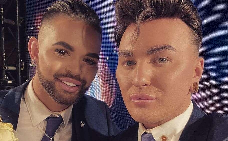 the vivienne rupaul's drag race uk same-sex marriage wedding heaven nightclub london g-a-y