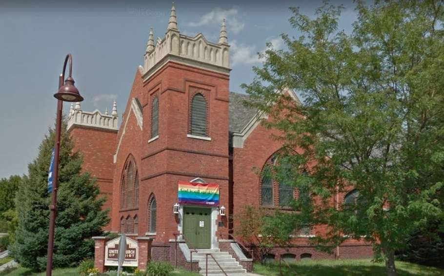 Ames United Church of Christ in Iowa