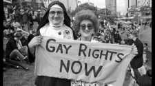 Brisbane Pride 1990 Ivan Nunn