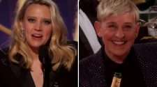 kate mckinnon ellen degeneres golden globes carol burnett coming out lesbian gay