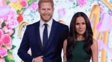 Prince Harry and Meghan Markle Madame Tussauds