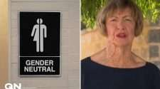 margaret court gender neutral toilets australian open rod laver arena