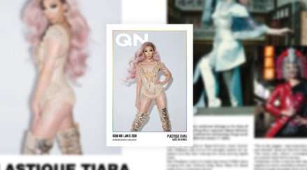 Issue 496 Plastique Tiara Saves The World QN Magazine QNews