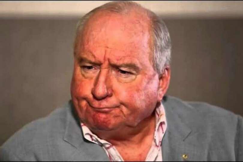 "Alan Jones says Greens ""unfaitly blamed"""