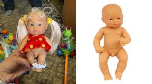 world's first transgender doll