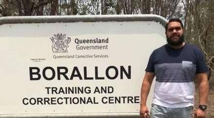 prison officer sacked