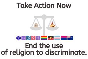 lgbtiq consultation religious discrimination anthony albanese