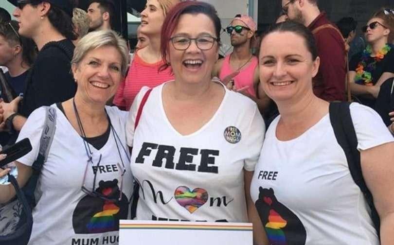 free mum hugs australia