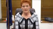 pauline hanson one nation leader senator senate