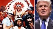village people donald trump