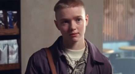 starbucks commercial showing trans boy