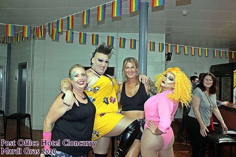 outback mardi gras gay cowboys cloncurry