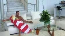 Tahitian prince joel Morehu-Barlow