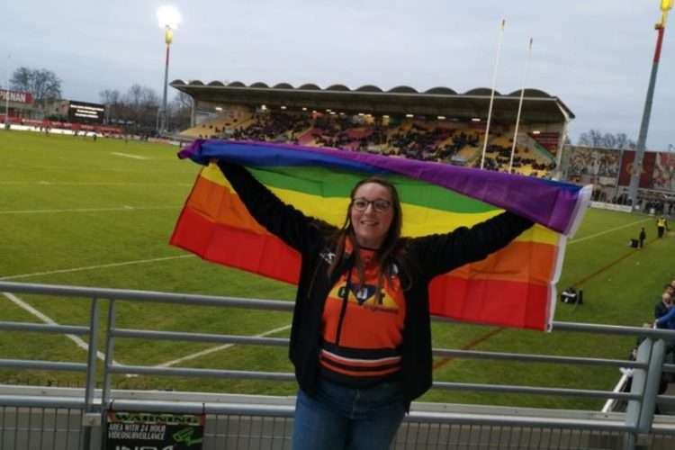 folau religious freedom rainbow flag catalans dragons