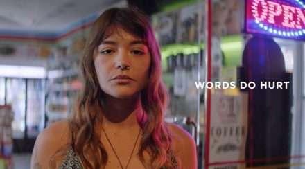 anz mardi gras words do hurt love speech campaign