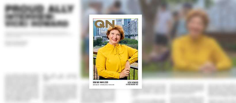 QN Magazine Vicki Howard