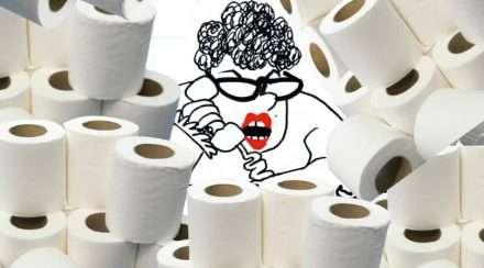 ask granny coronavirus questions gtreat toilet paper panic
