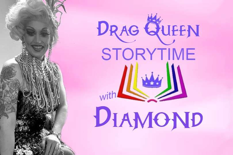 Diamond Drag Queen Storytime