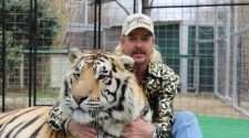 Joe Exotic Tiger king gay mulleted cowboy