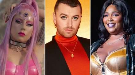 lady gaga sam smith lizzo one world together at home coronavirus relief concert
