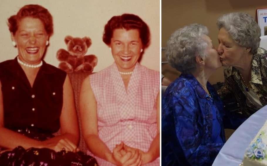 netflix a secret love lesbian couple six-decade romance