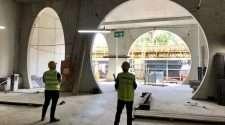 pride centre victoria construction st kilda jude munro
