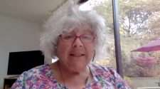 miriam margolyes this morning coronavirus lockdown