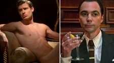 netflix ryan murphy hollywood jim parsons nudity the ellen show