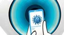 coronavirus tracking app