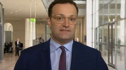 germany health minister jens spahn