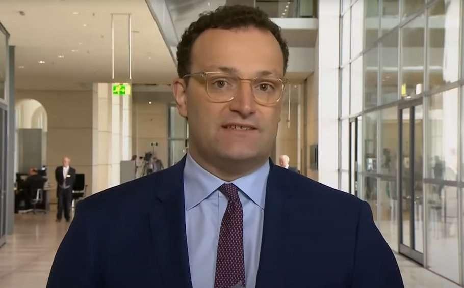 germany health minister jens spahn