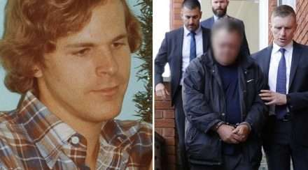 scott johnson nsw police arrest gay hate murder crime