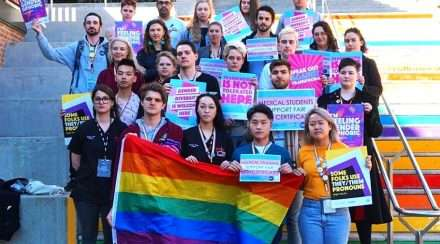australian medical students association gay conversion therapy amsa