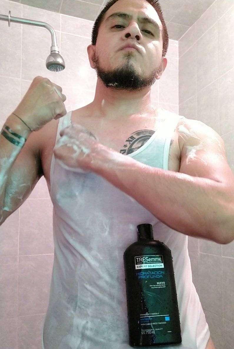 shampoo challenge