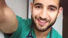 Mr Gay World spanish doctor