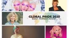 global pride line-up