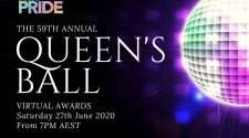queens ball awards queensland brisbane community activist lgbtiq
