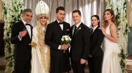 Schitt's Creek Gay Wedding