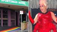 sportsman hotel chocolate boxx drag queen chocolate boxx