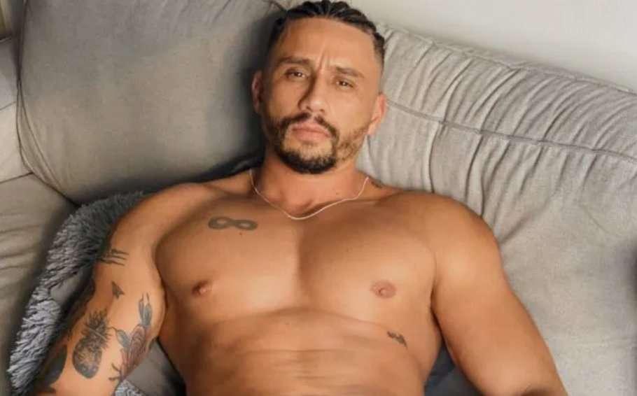 brazilian instagram star Fabricio Da Silva Claudino