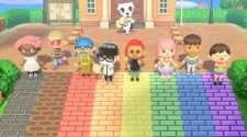 animal crossing pride island
