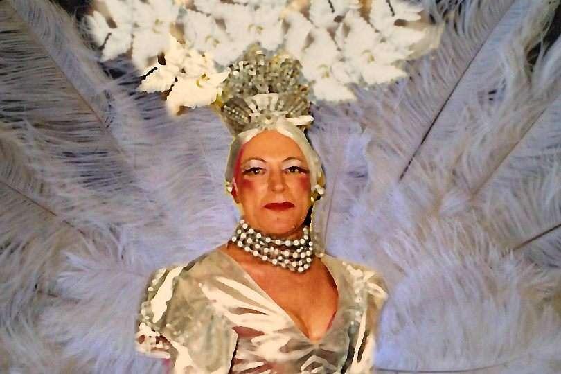 gene saint legendary brisbvane drag queen